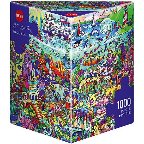 Купить Пазлы HEYE Сказочное море , 1000 деталей, Германия, Унисекс
