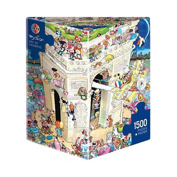 Купить Пазлы HEYE Триумфальная арка , 1500 деталей, Германия, Унисекс