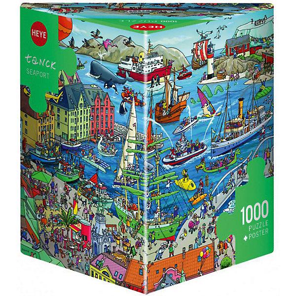 Купить Пазлы HEYE Морской порт , 1000 деталей, Германия, Унисекс