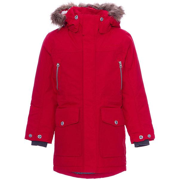 Купить Куртка ROGER DIDRIKSONS1913 для мальчика, красный, 140, 160, 130, 170, 150, Мужской