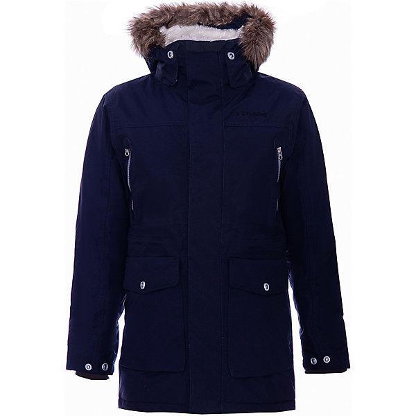 Купить Куртка ROGER DIDRIKSONS1913 для мальчика, синий, 170, 140, 160, 150, 130, Мужской