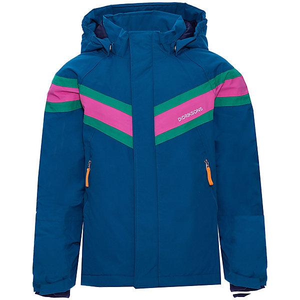 Фото - DIDRIKSONS1913 Куртка SAFSEN DIDRIKSONS1913 куртки пальто пуховики coccodrillo куртка для девочки wild at heart