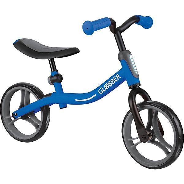 Беговел Globber Go Bike, синий