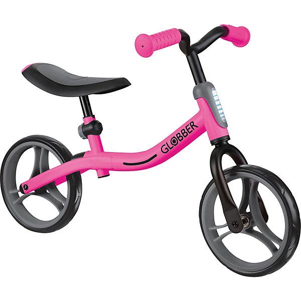 Беговел Globber Go Bike, розовый