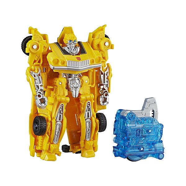 Hasbro Трансформеры Transformers Заряд Энергона Бамблби, 15 см робот transformers transformers бамблби 15 см