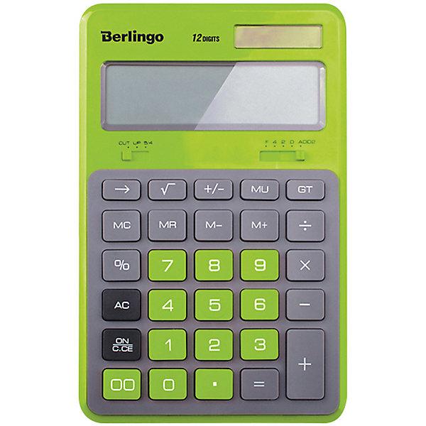 Berlingo Настольный калькулятор Hyper,