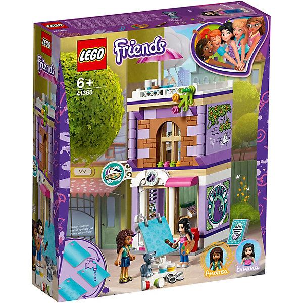 Купить LEGO Friends Художественная студия Эммы 41365, Женский