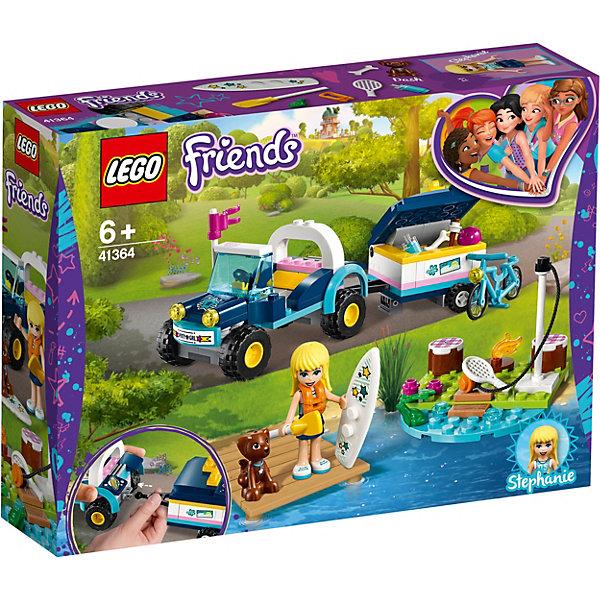 LEGO Friends Багги с прицепом Стефани 41364