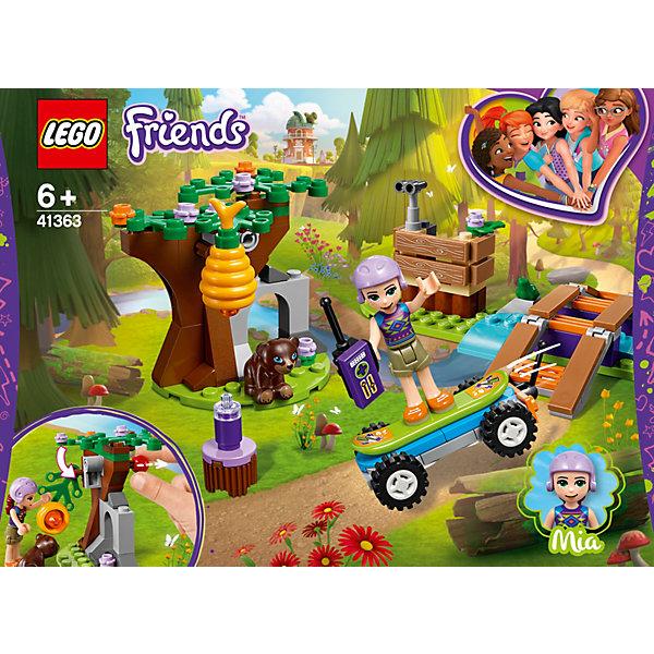 LEGO Friends Приключения Мии в лесу 41363