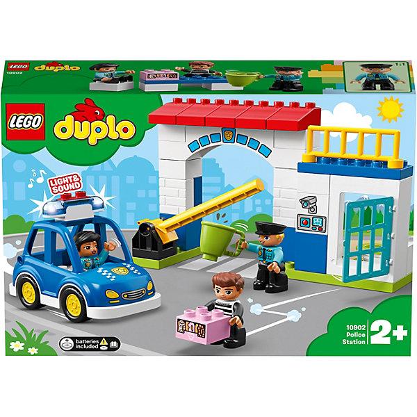 LEGO Конструктор DUPLO Town 1902: Полицейский участок