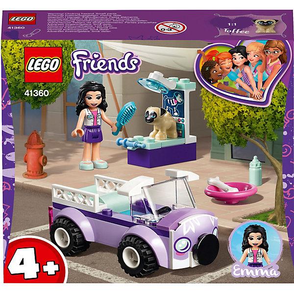 LEGO LEGO Friends Передвижная ветклиника Эммы 41360 цена