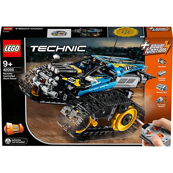 LEGO Technic Скоростной вездеход с ДУ 42095 конструктор lego technic скоростной вездеход с дистанционным управлением 42065