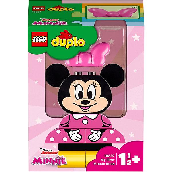 LEGO DUPLO Disney TM Моя первая Минни 10897 lego duplo lego конструктор lego duplo 10597 день рождения с микки и минни