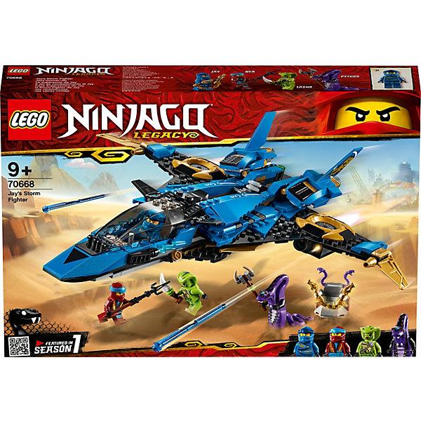 LEGO Конструктор LEGO Ninjago 70668: Штормовой истребитель Джея цены