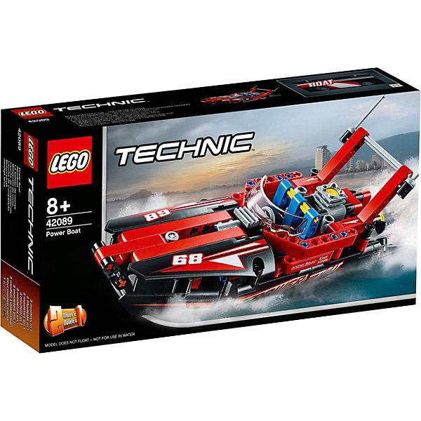 LEGO Technic Моторная лодка 42089 катер лодка моторная в екатеринбурге бу