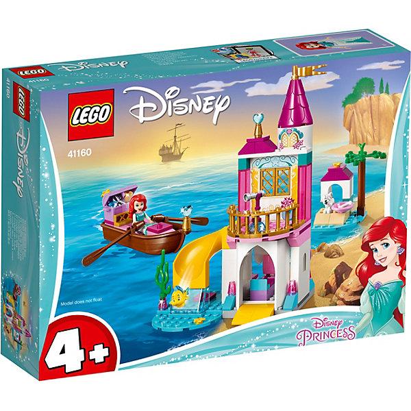 LEGO Конструктор LEGO Disney Princess 41160: Морской замок Ариэль