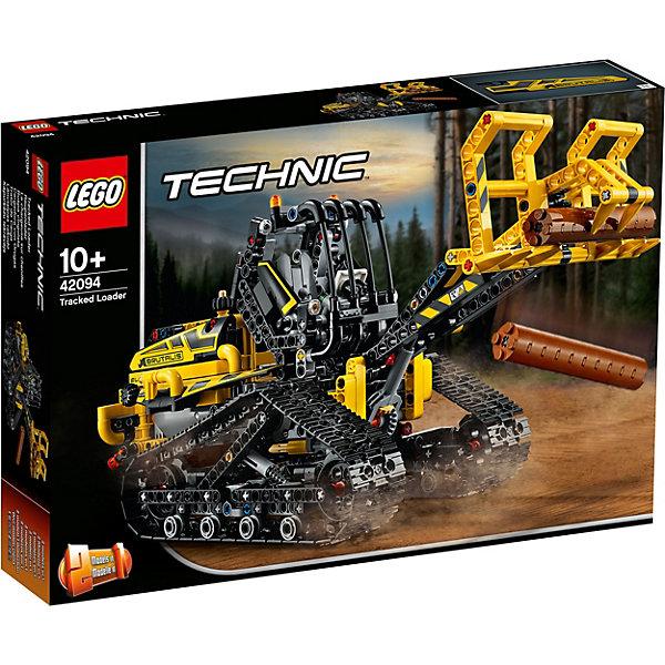 Купить Конструктор LEGO Technic 42094: Гусеничный погрузчик, Мужской