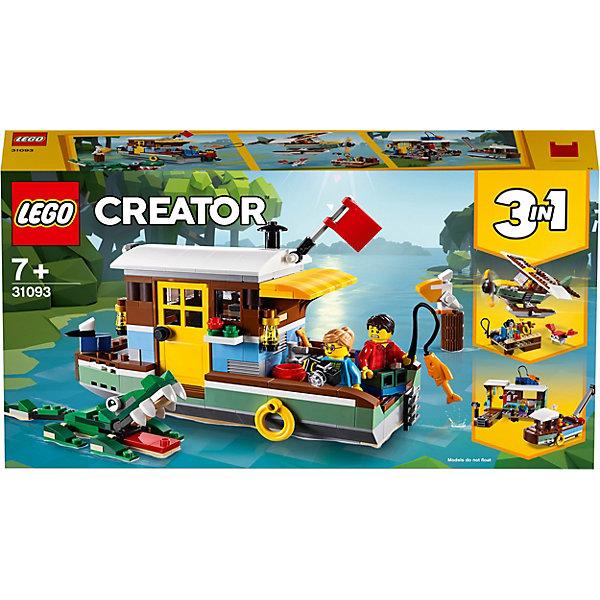 LEGO Конструктор Creator 31093: Плавучий дом