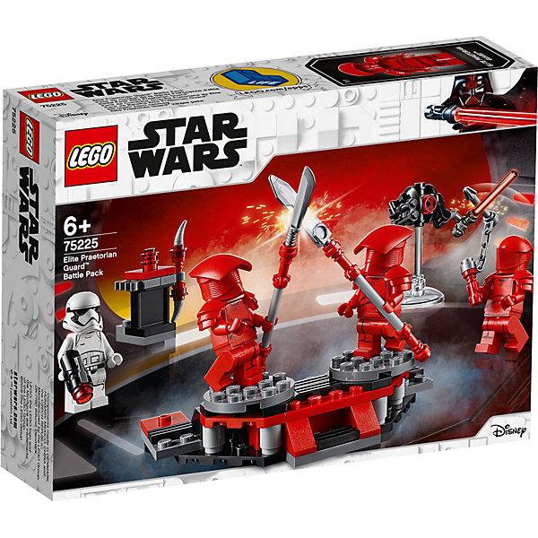 LEGO Конструктор LEGO Star Wars 75225: Боевой набор Элитной преторианской гвардии конструктор lego star wars 75133 боевой набор повстанцев