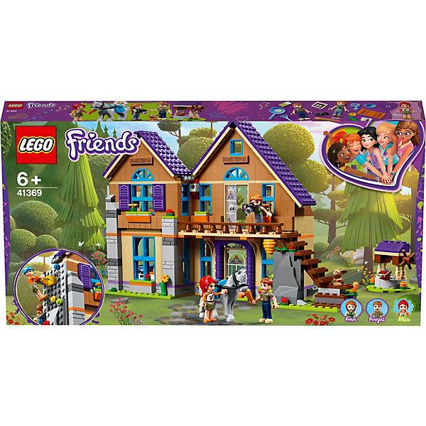 LEGO Конструктор Friends 41369: Дом Мии