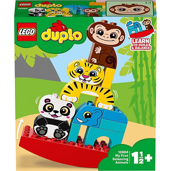 LEGO DUPLO My First Мои первые цирковые животные 10884 lego duplo my first основные элементы lego® duplo®