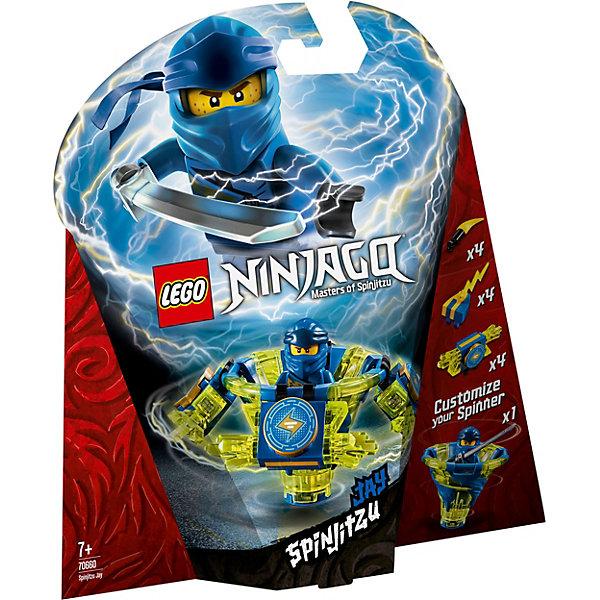 Купить Конструктор LEGO Ninjago 70660: Джей: мастер Кружитцу, Мужской