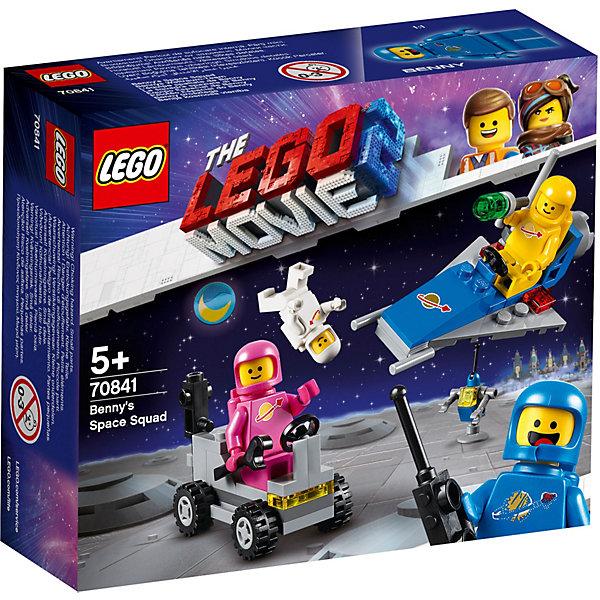 LEGO Movie Космический отряд Бенни 70841