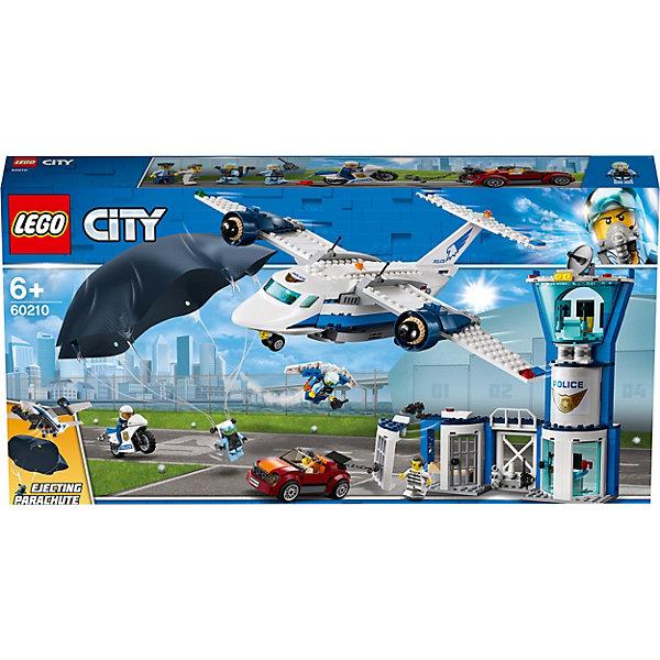 LEGO Воздушная полиция: авиабаза
