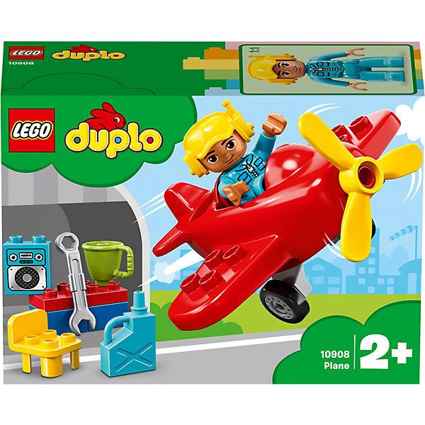 LEGO DUPLO Town Самолёт 10908