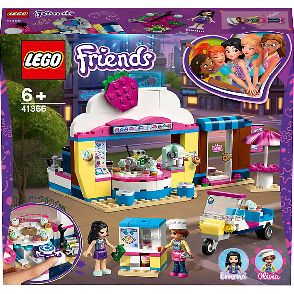 LEGO Friends Кондитерская Оливии 41366, Женский  - купить со скидкой