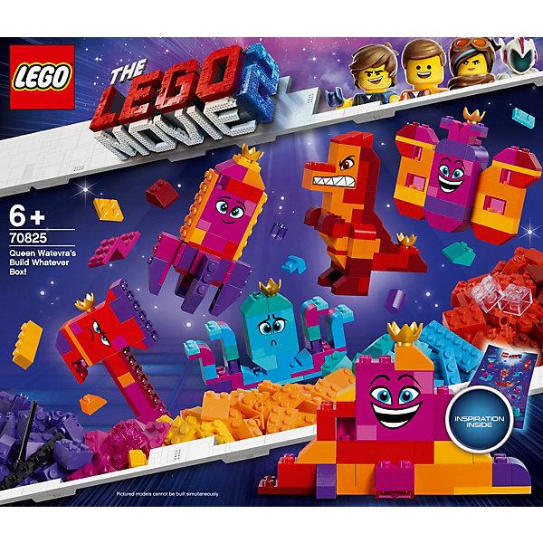 LEGO LEGO Movie Шкатулка королевы Многолики «Собери что хочешь» 70825 lego lego elves спасение королевы драконов page 7