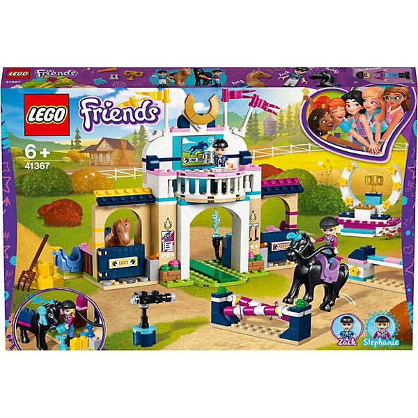 LEGO Конструктор Friends 41367: Соревнования по конкуру
