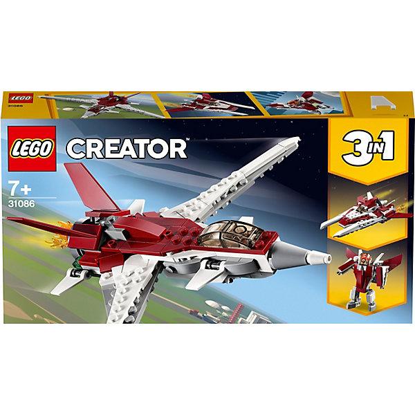 цена на LEGO Конструктор LEGO Creator 31086: Истребитель будущего