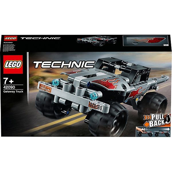 LEGO Technic Машина для побега 42090 цена и фото