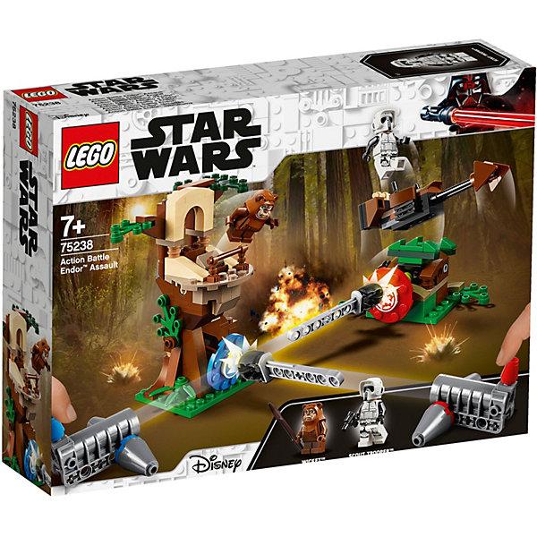 LEGO Нападение на планету Эндор