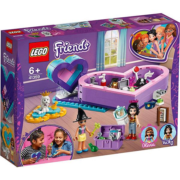 Купить LEGO Friends Большая шкатулка дружбы 41359, Женский