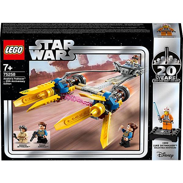 LEGO Гоночный под Энакина: выпуск к 20-летнему юбилею