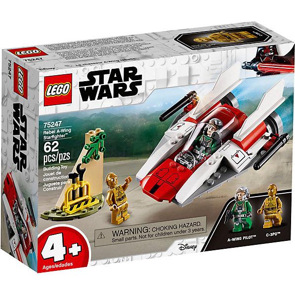 LEGO Конструктор Star Wars 75247: Звёздный истребитель типа А