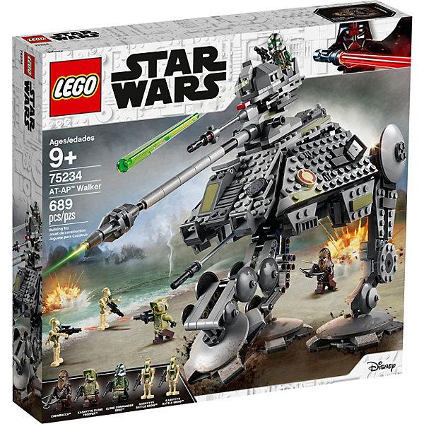 LEGO Конструктор Star Wars 75234: Шагающий танк АТ-AP