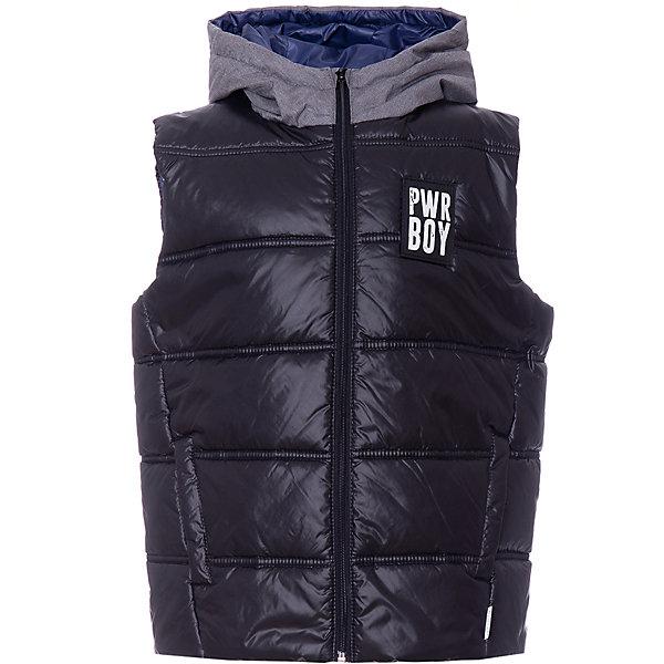 Купить Жилет BOOM by Orby для мальчика, Россия, черный, 164, 140, 170, 152, 158, 146, Мужской