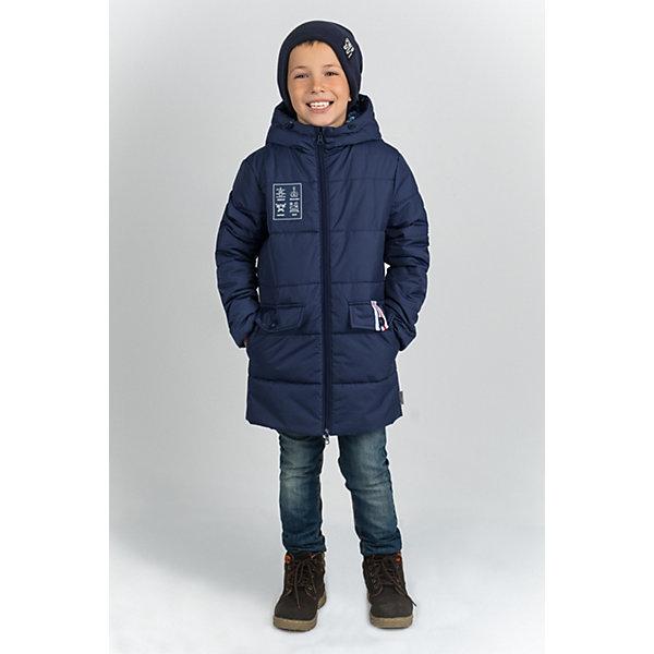 Фото - BOOM by Orby Пальто BOOM by Orby для мальчика пальто для мальчика boom цвет темно синий 80547 bob размер 122