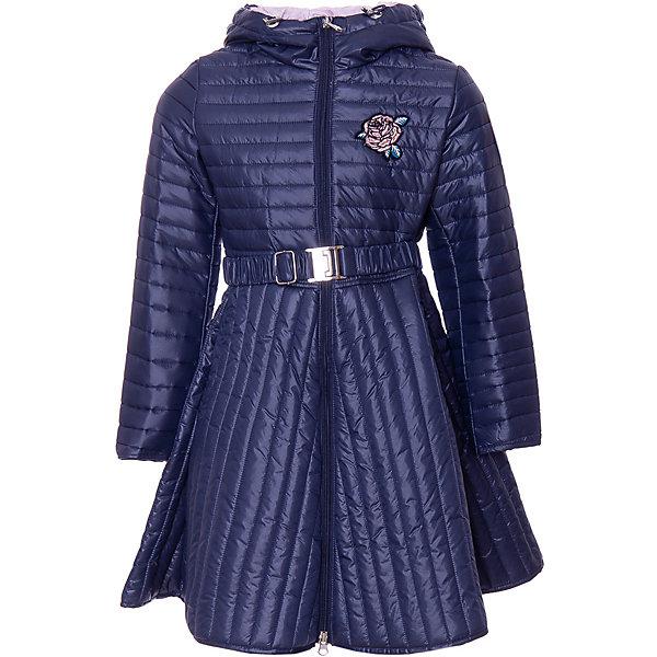 Купить Пальто BOOM by Orby для девочки, Россия, темно-синий, 140, 158, 152, 164, 134, 128, 146, 170, 122, Женский