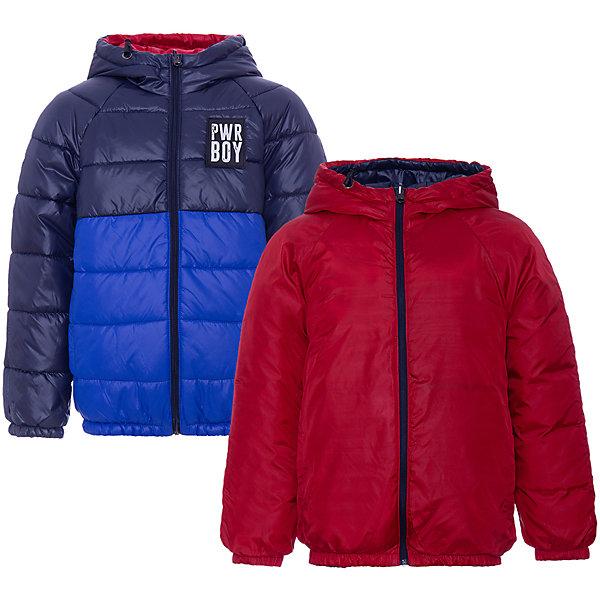 Купить Куртка BOOM by Orby для мальчика, Россия, темно-синий, 152, 134, 98, 110, 140, 86, 92, 80, 158, 116, 128, 146, 104, 122, 74, Мужской