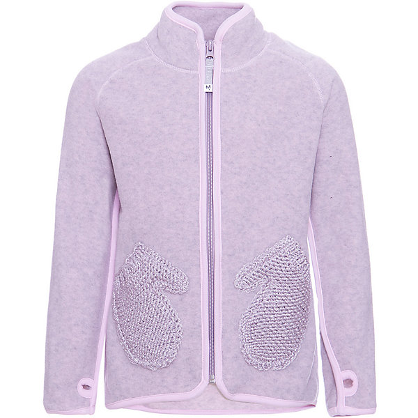 Molo Флисовая куртка Molo для девочки