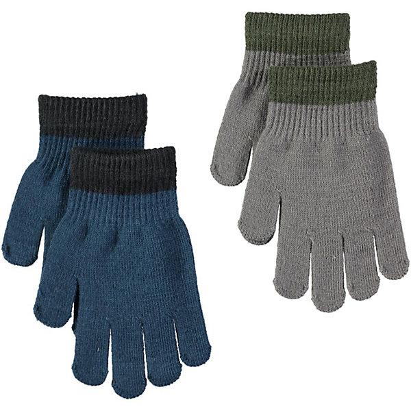 Купить Перчатки Molo для мальчика, Китай, темно-синий, one size, Мужской