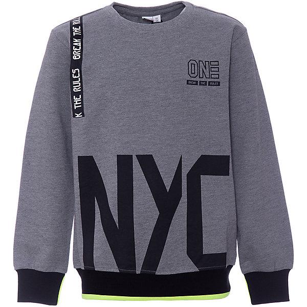 iDO Толстовка iDO для мальчика одежда для детей