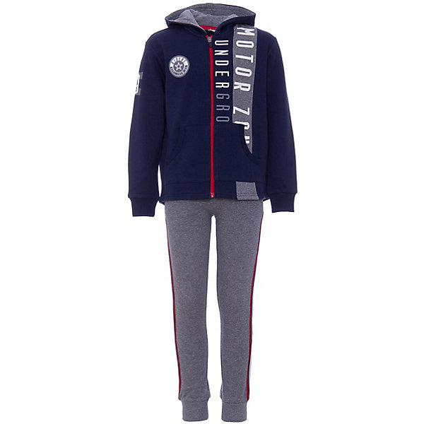 iDO Комплект: футболка с длинным рукавом, брюки iDO для мальчика цены