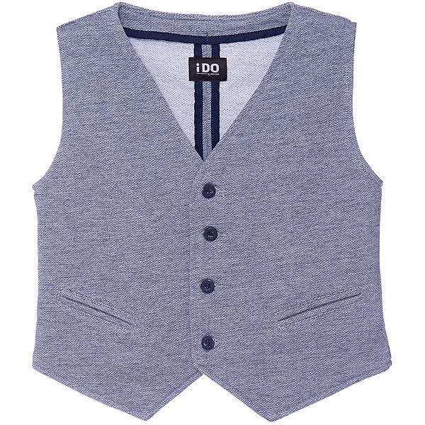 iDO Жилет iDO для мальчика одежда для детей