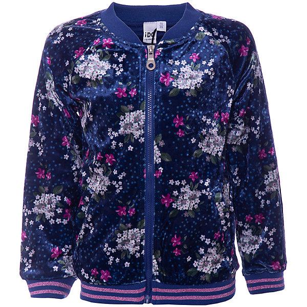 iDO Толстовка iDO для девочки одежда для детей