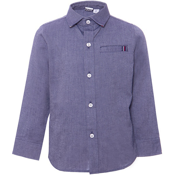 iDO Рубашка iDO для мальчика рубашка для мальчика acoola raphael цвет синий 20120280079 501 размер 104
